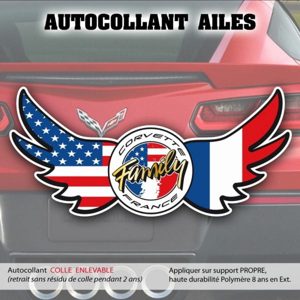 Club Corvette Family France